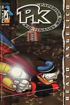 PK Paperinik New Adventures