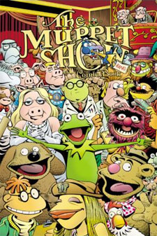 The Muppet Show Comic Book (United States)