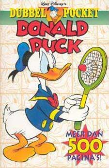 Donald Duck Dubbel Pocket (Netherlands)