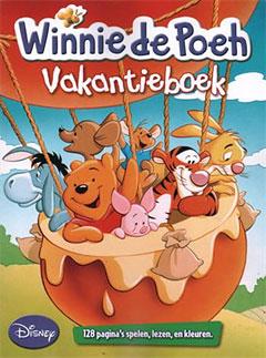 Winnie de pooh vakantieboek by sanoma uitgevers for Sanoma uitgevers