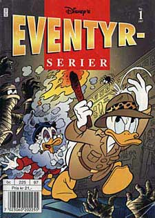 Disney's Eventyr-Series (Norway)