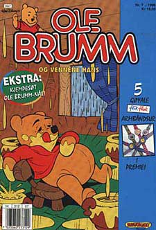Ole Brumm (Norway)