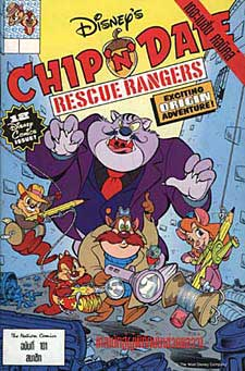 Chip 'n' Dale Rescue Rangers by Nation Egmont < Thailand @ Disney ...