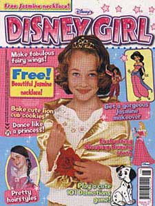 Disney Girl (United Kingdom)
