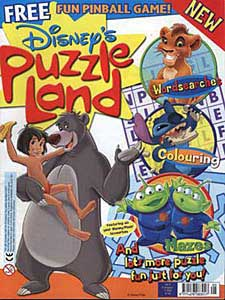 Disney's Puzzle Land (United Kingdom)