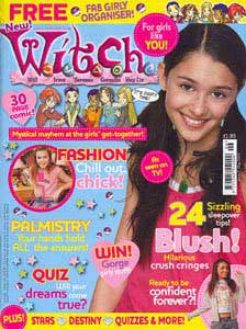W.i.t.c.h. Magazine (United Kingdom)