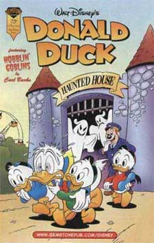 Donald Duck Ashcan (United States)