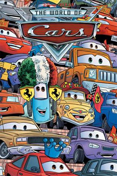 The World of Cars (United States)
