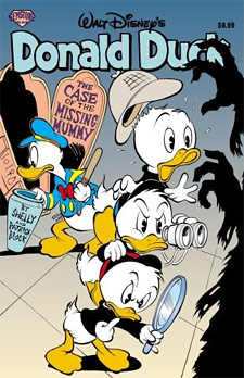 Donald Duck The Case of the Missing Mummy (United States)