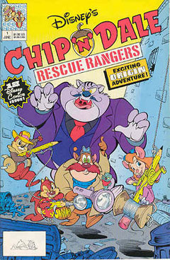 Chip 'n' Dale Rescue Rangers (United States)