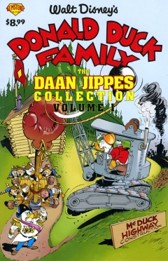 Donald Duck Family - The Daan Jippes Collection (United States)