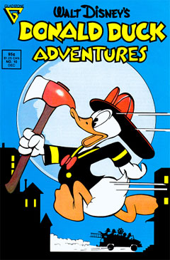 Donald Duck Adventures (1) (United States)