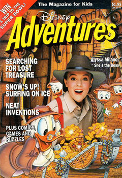 Disney Adventures (United States)