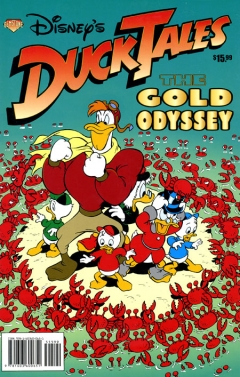DuckTales - The Gold Odyssey (United States)