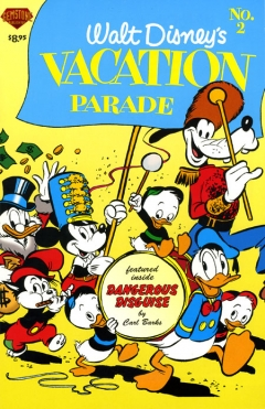 Vacation Parade (2) (United States)