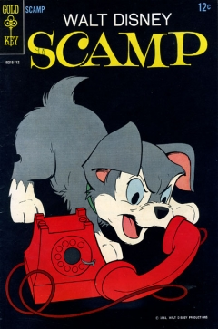 Scamp (Gold Key) (United States)