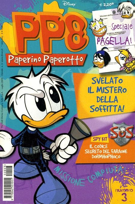 pp8 paperino paperottothe walt disney company italy