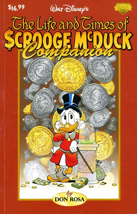 the life and times of scrooge mcduck companiongemstone