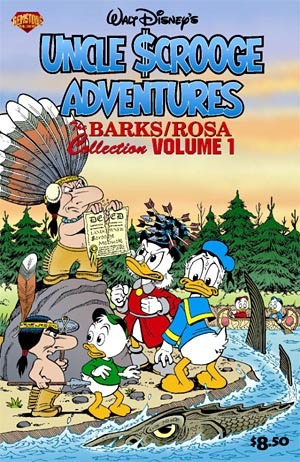 The Barks / Rosa Collection Volume 1