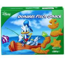 Donald's Fish Snacks