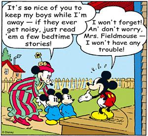 Morty and Ferdie in Mickey's Nephews