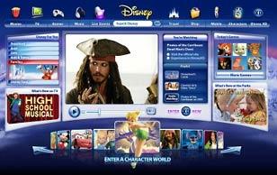 The new Disney.com