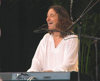 Roger Hogdson, voice of Supertramp @ Arrow Rock Festival 2007