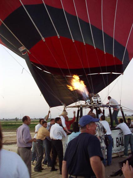 Luxor Balloon Ride