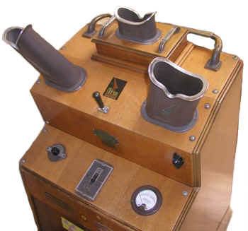 Shoe-Fitting Fluoroscope