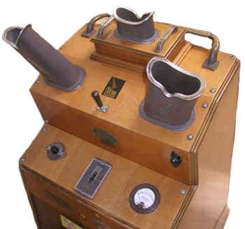 Shoe-Fitting Fluoroscope