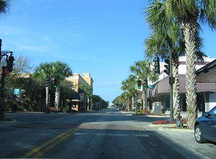 Leesburg FL Main Street