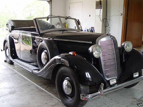 Raiders car