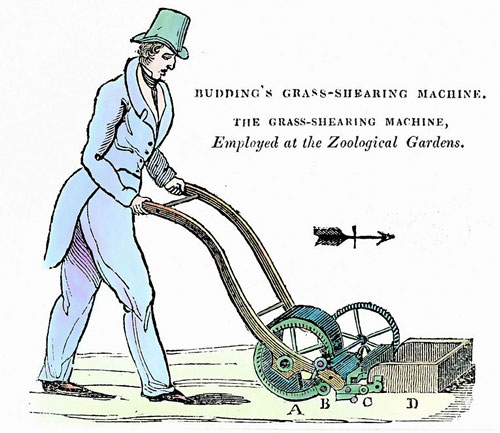 1832 lawnmower