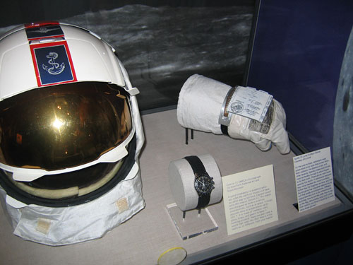 Jim Lovell's artifacts