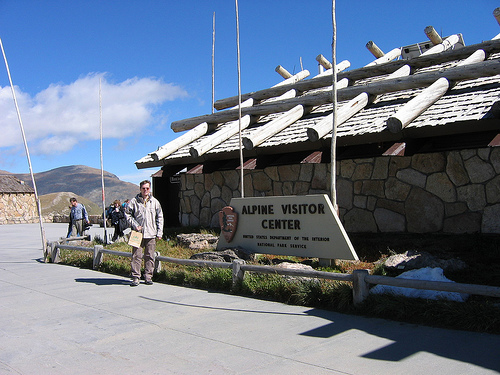 Alpine Visitor Center