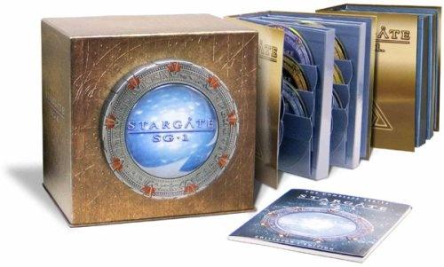 SG1 complete series boxset