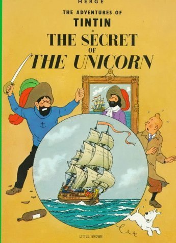 Cover of The Secret of the Unicorn