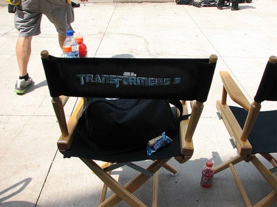 Transformers 3 chair