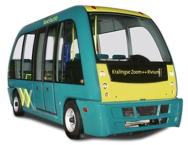 Robot buss