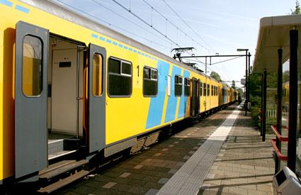 Rheden train station