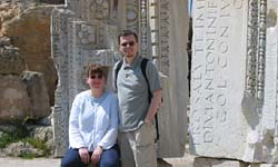 Tunisia, Photo Album of Amy Evenstad and Arthur de Wolf