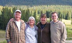 Colorado, USA, Photo Album of Amy Evenstad and Arthur de Wolf