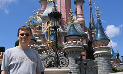 Disneyland Paris and Paris, Photo Album of Amy Evenstad and Arthur de Wolf