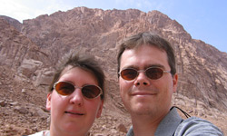 Sharm El Sheikh, Egypt, Photo Album of Amy Evenstad and Arthur de Wolf
