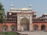 Akbar's Mausoleum, Agra, India