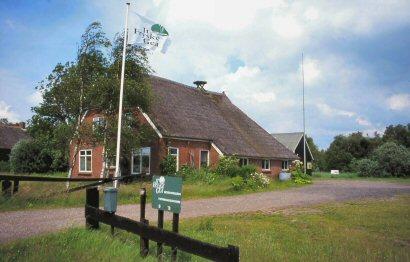 Visitor's center De Reidplum