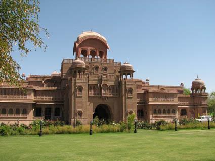 Lallgarh Palace, Bikaner