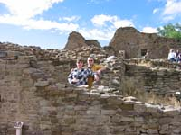 Aztec Ruins NM, Colorado