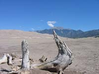 Great Sand Dunes NM, Colorado
