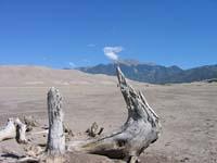 Great Sand Dunes NM, Colorado